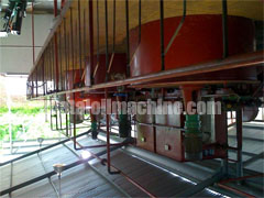 coconut oil extraction production line